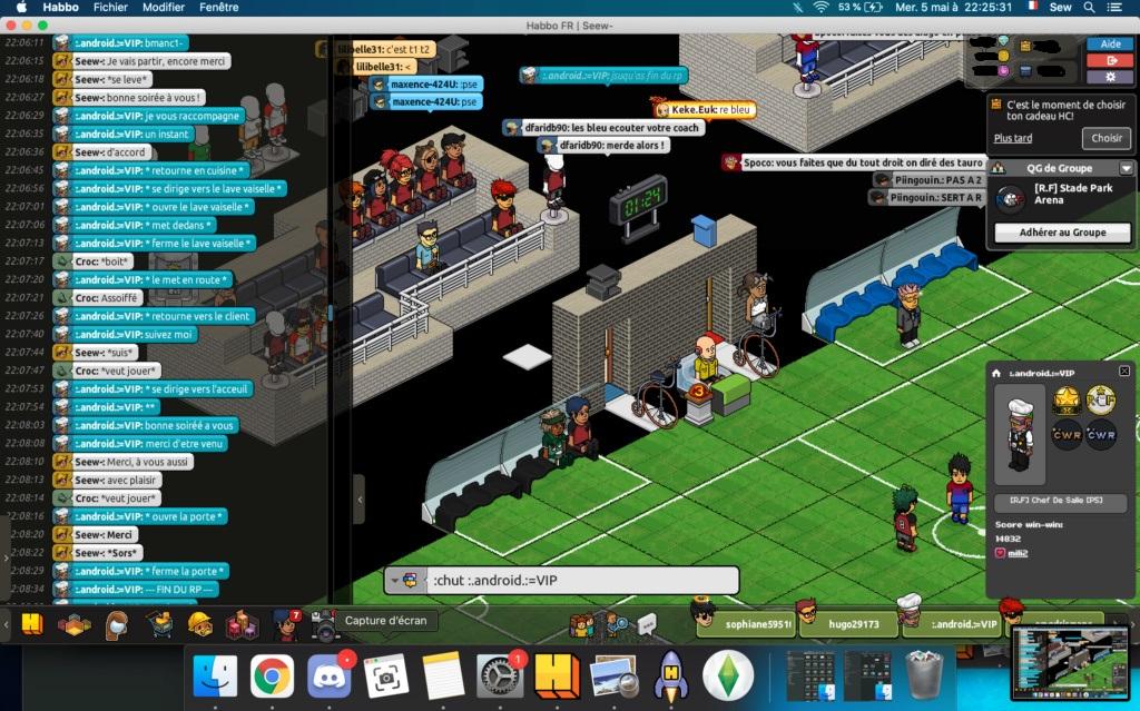 [R.] - Rapport de RP de :.android.:=VIP - Page 2 810