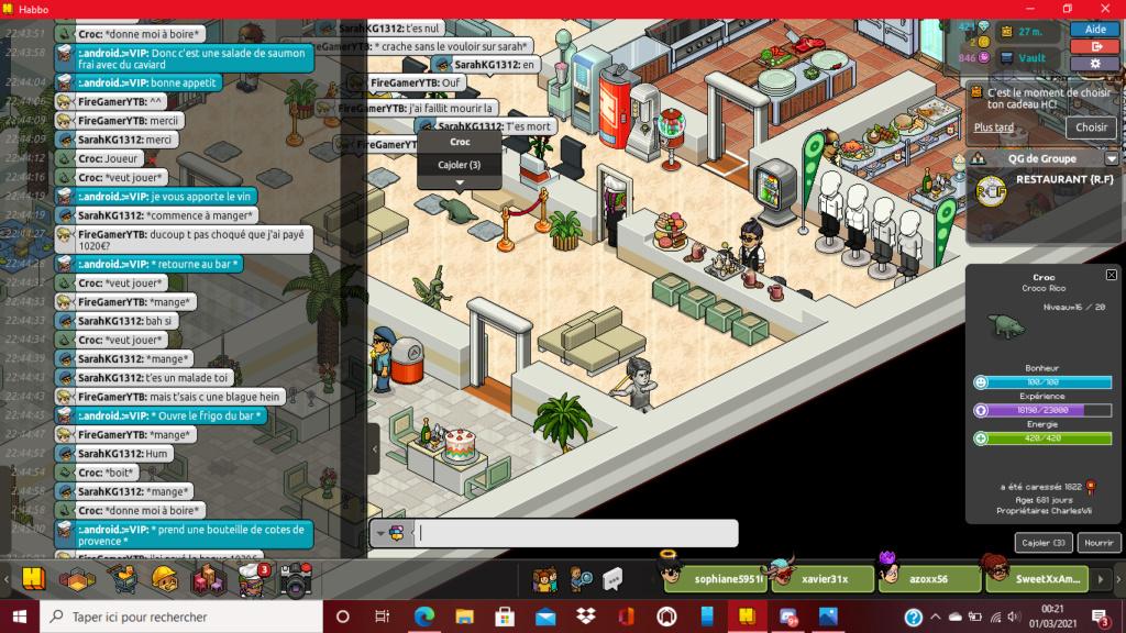 [R.] - Rapport de RP de :.android.:=VIP 911