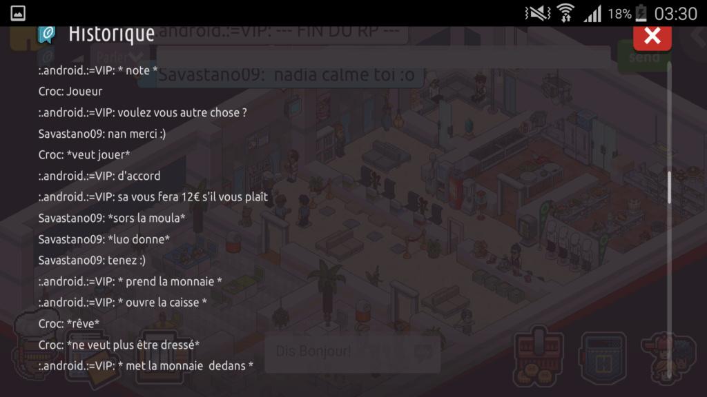 [R.] - Rapport de RP de :.android.:=VIP Scree145