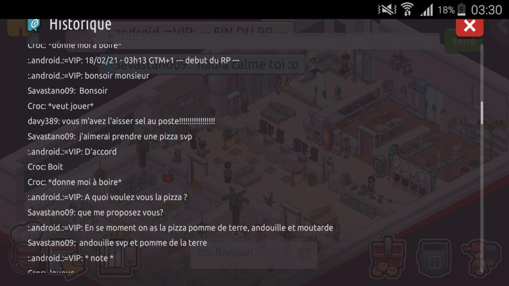[R.] - Rapport de RP de :.android.:=VIP Scree146