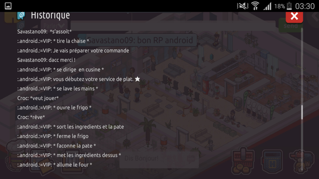 [R.] - Rapport de RP de :.android.:=VIP Scree150