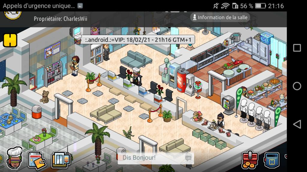 [R.] Rapport d'activité de :.Android.:=VIP Scree159