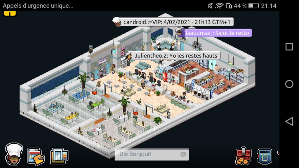 [R.] Rapport d'activité de :.Android.:=VIP Screen19