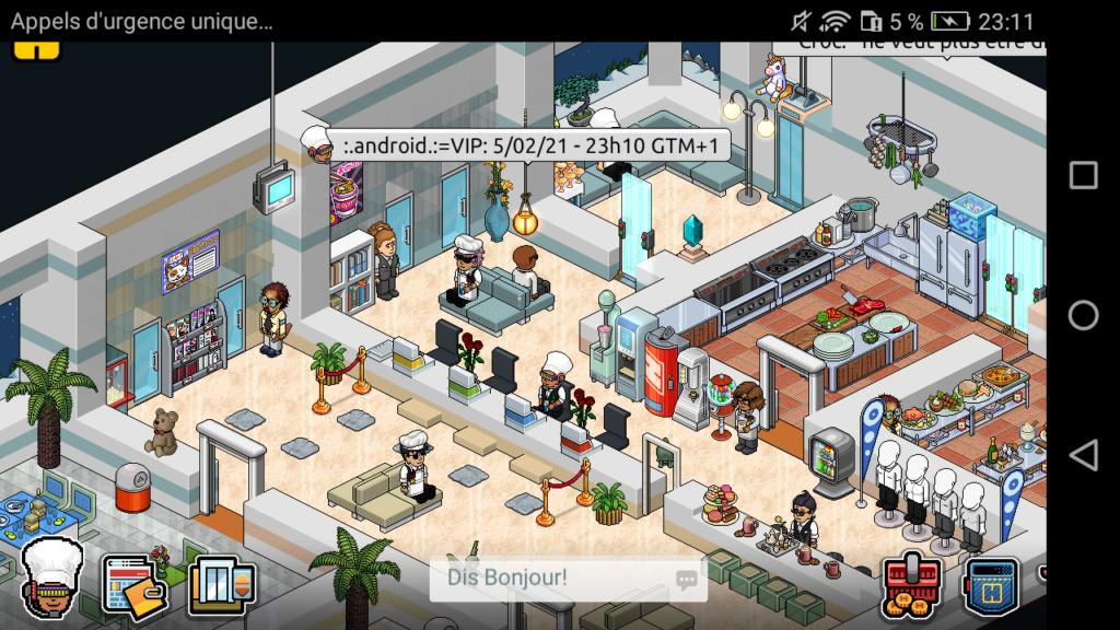 [R.] Rapport d'activité de :.Android.:=VIP Screen20