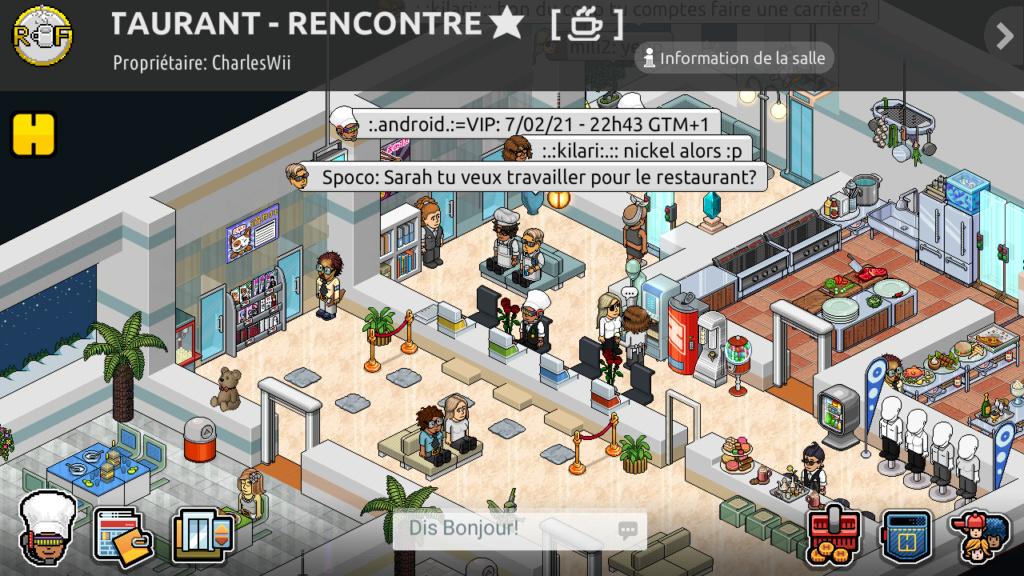 [R.] Rapport d'activité de :.Android.:=VIP Screen22