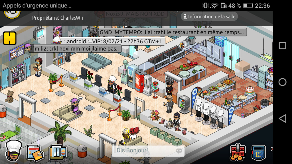 [R.] Rapport d'activité de :.Android.:=VIP Screen26