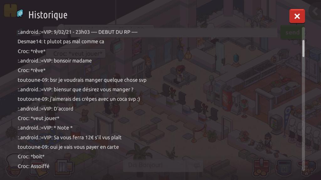 [R.] - Rapport de RP de :.android.:=VIP Screen65