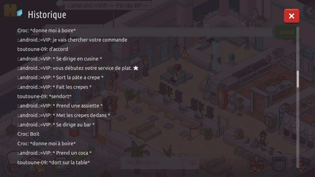 [R.] - Rapport de RP de :.android.:=VIP Screen67
