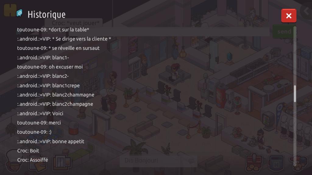 [R.] - Rapport de RP de :.android.:=VIP Screen68