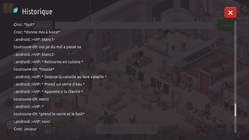 [R.] - Rapport de RP de :.android.:=VIP Screen72