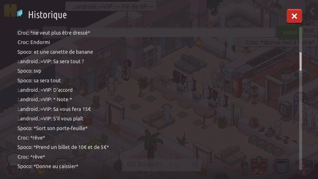 [R.] - Rapport de RP de :.android.:=VIP Screen78