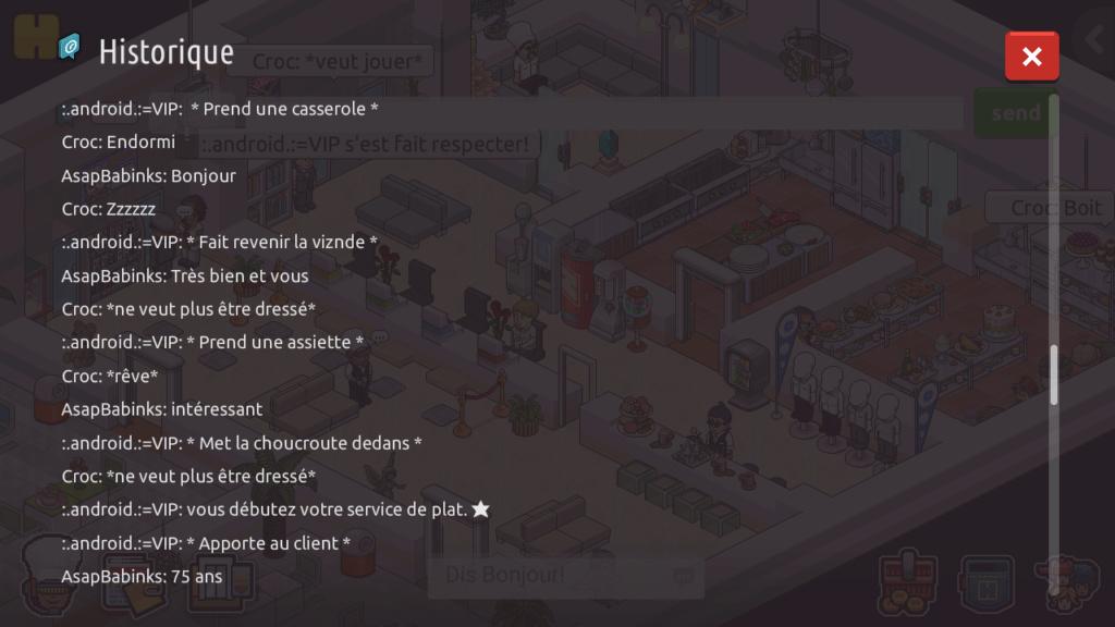 [R.] - Rapport de RP de :.android.:=VIP Screen90