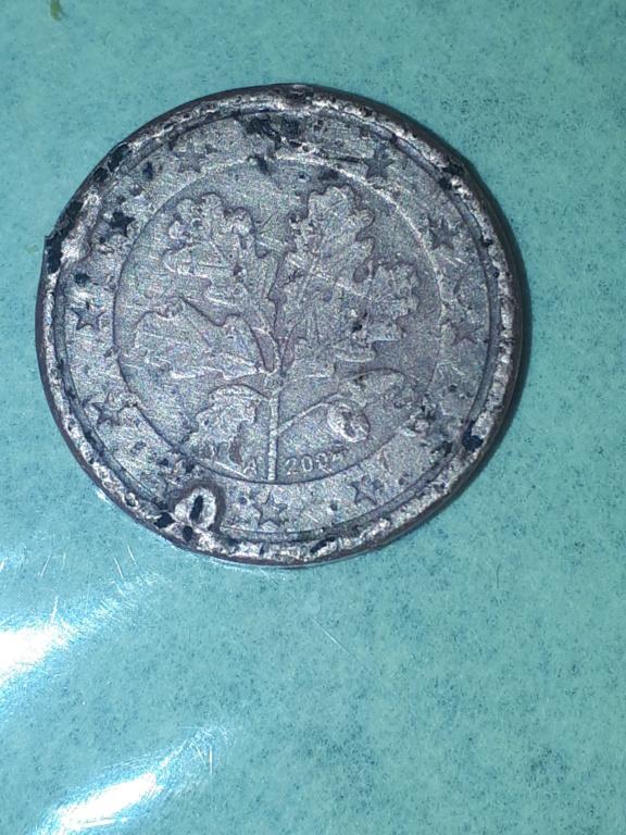 1 centimo de euro Alemania, creo 2002, A 2021-015