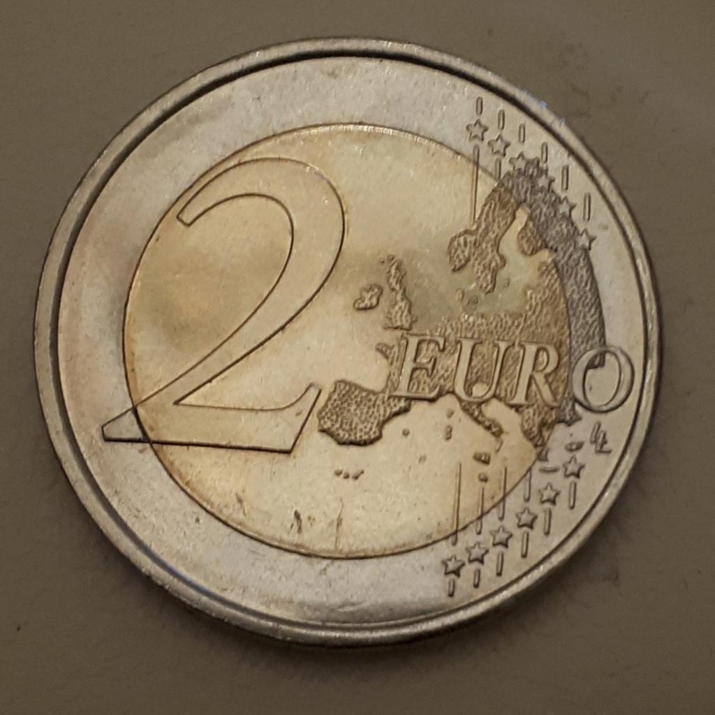 2 euros conmemorativo 2020 20210111