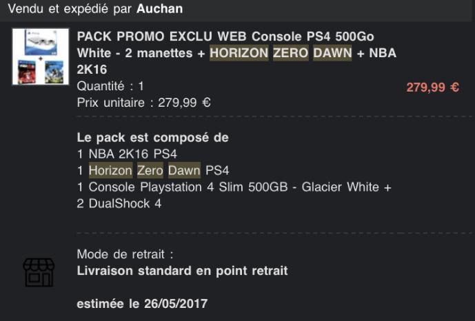 Quelle Playstation 4 choisir en 2021 ? - Page 2 Feefff10