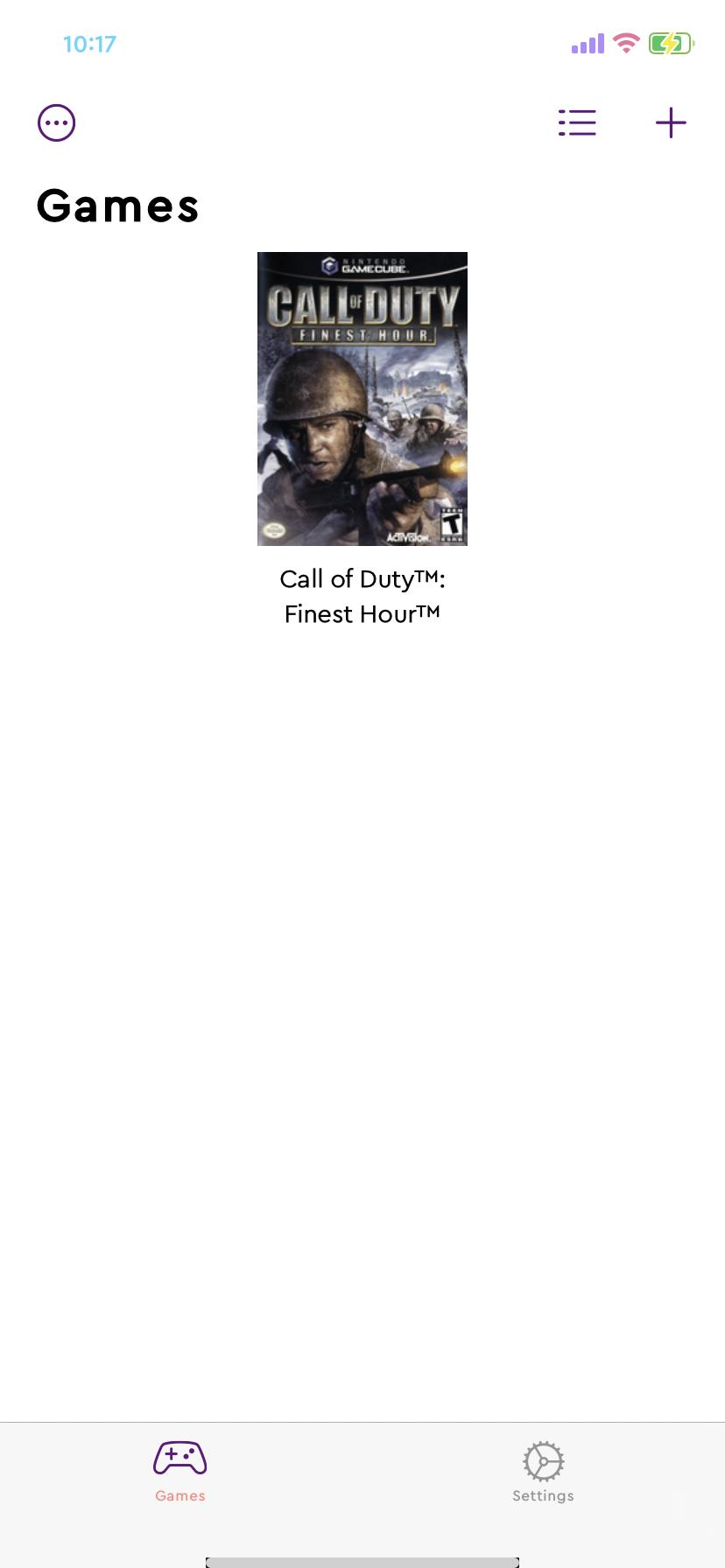 DolphiniOS (Beta) v3.2.062-186 on iOS 14.0.1 (unc0ver) Ddc09410