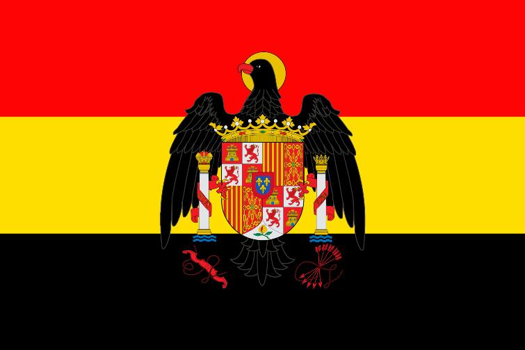 Solicitud de ingreso de la República de las JONS  Bander10
