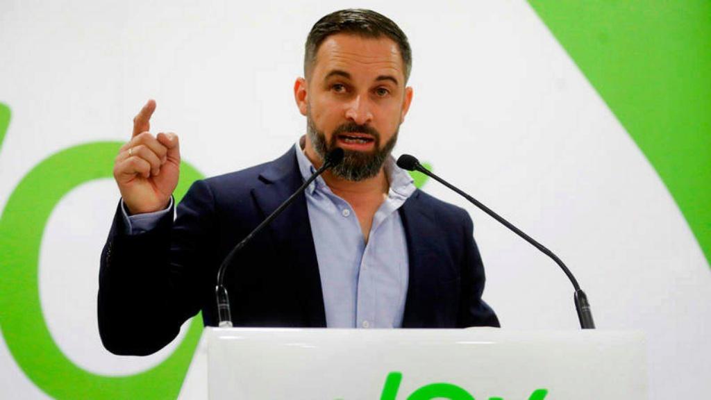 Rueda de prensa VOX (Presentación proyecto político) Abasca11