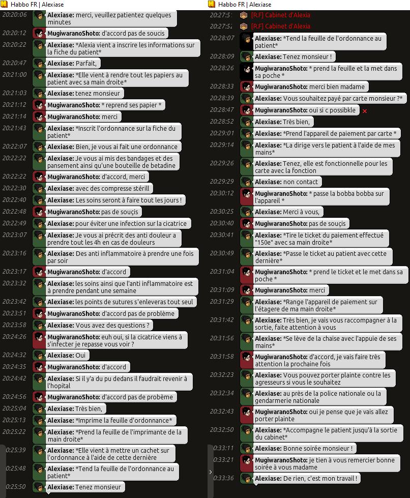 [C.H.U] Rapports d'Actions RP d'Alexiase Fin_rp10