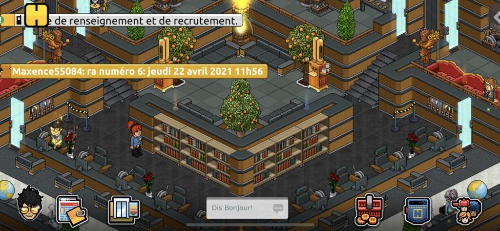 [P.N] Rapport d'activités de Maxence55084 Bfc94b10