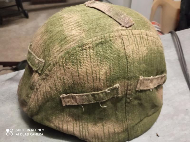 couvre casque allemand 16205010