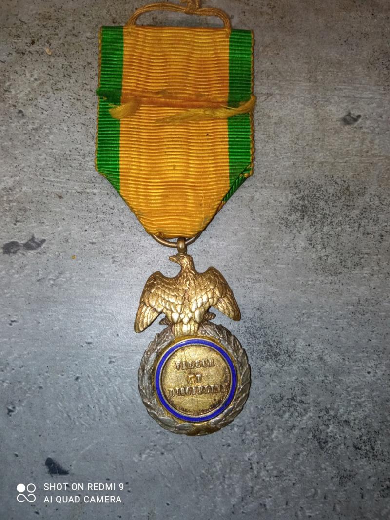 médaille louis napoléon 16329422