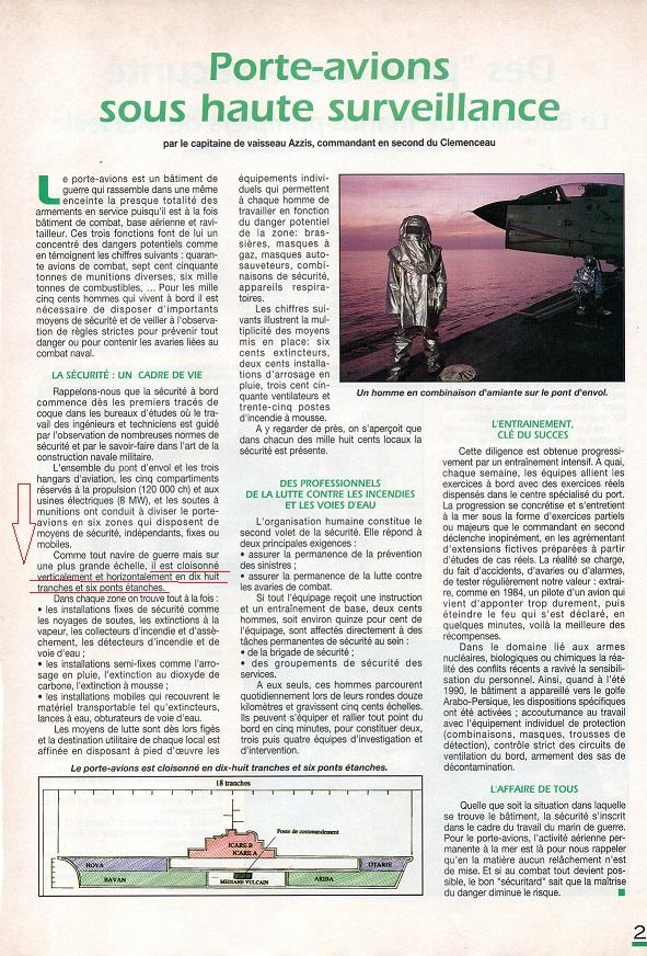 CLEMENCEAU (P.A) - TOME 3 - Page 24 Compar10