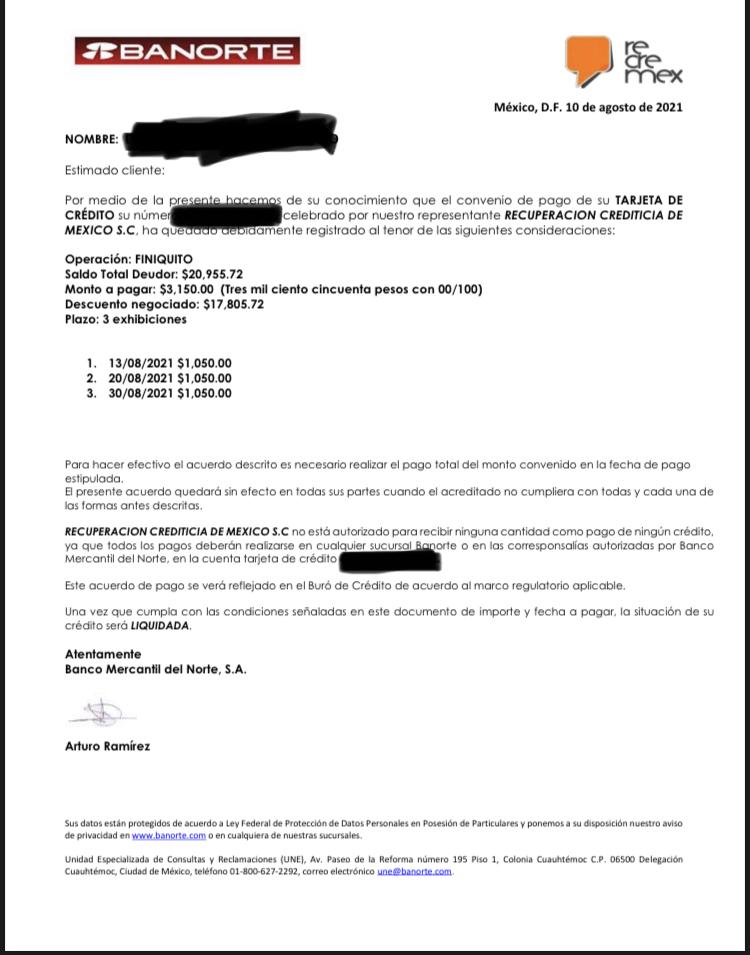 Carta convenio recremex? Revisión!!! 24a12410