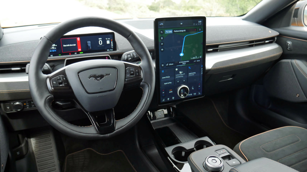 2020 - [Ford] Mustang Mach-E - Page 9 2022-f22