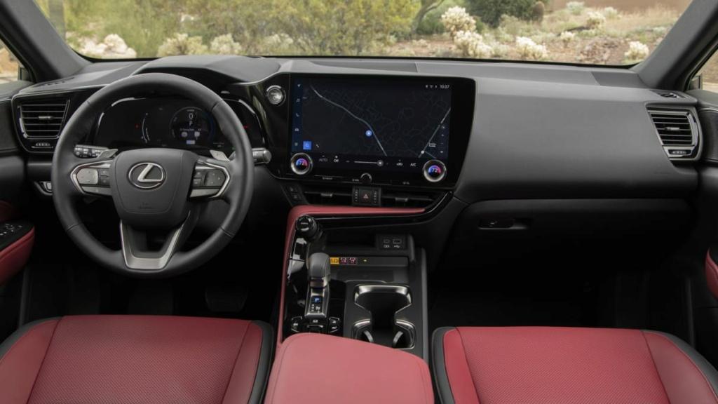 2021 - [Lexus] NX II - Page 3 2022-l15