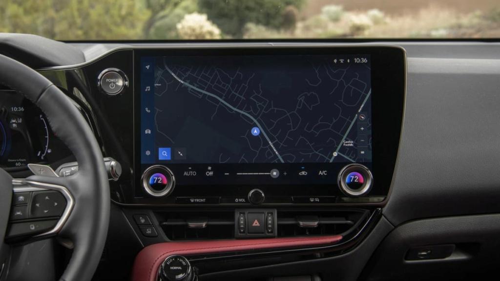 2021 - [Lexus] NX II - Page 3 2022-l18