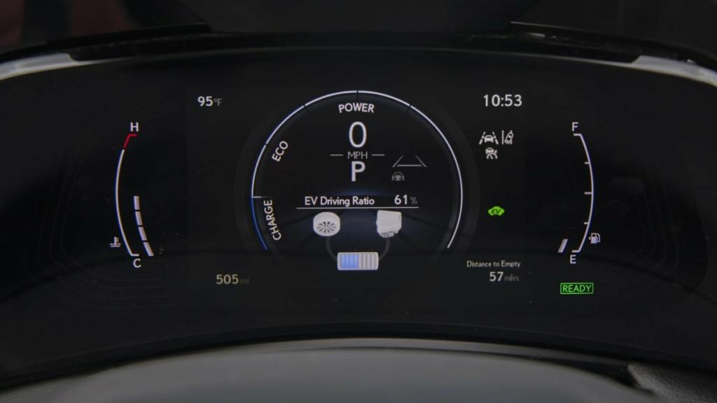 2021 - [Lexus] NX II - Page 3 2022-l19