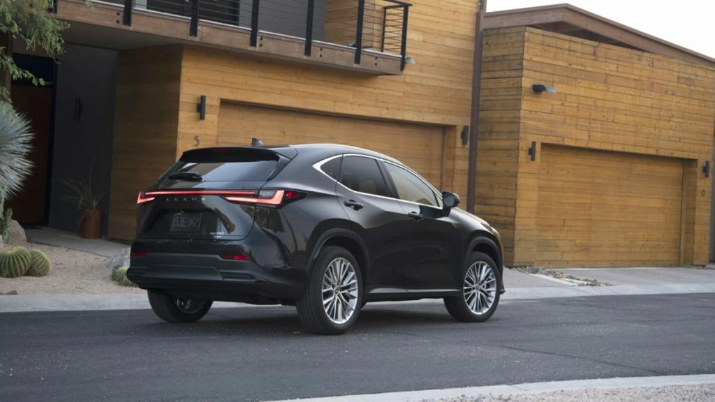 2021 - [Lexus] NX II - Page 3 2022-l29