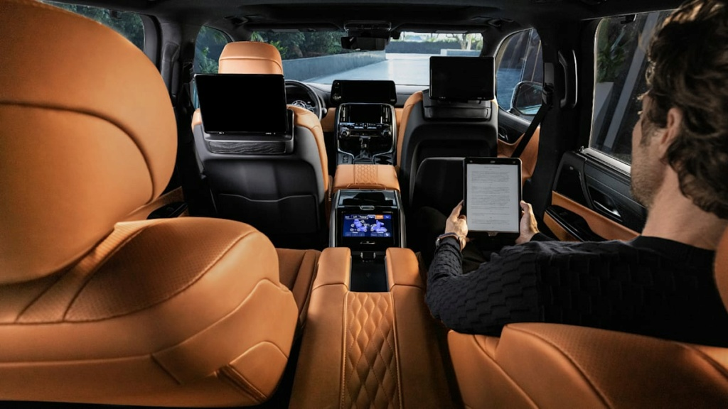 2023 - [Lexus] LX IV - Page 2 2022-l43
