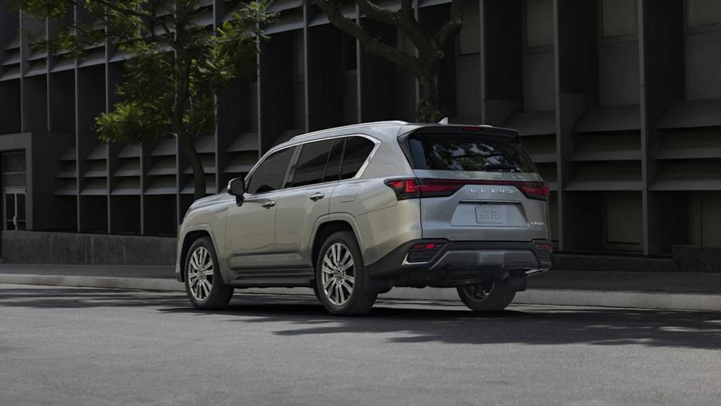 2023 - [Lexus] LX IV - Page 2 2022-l52