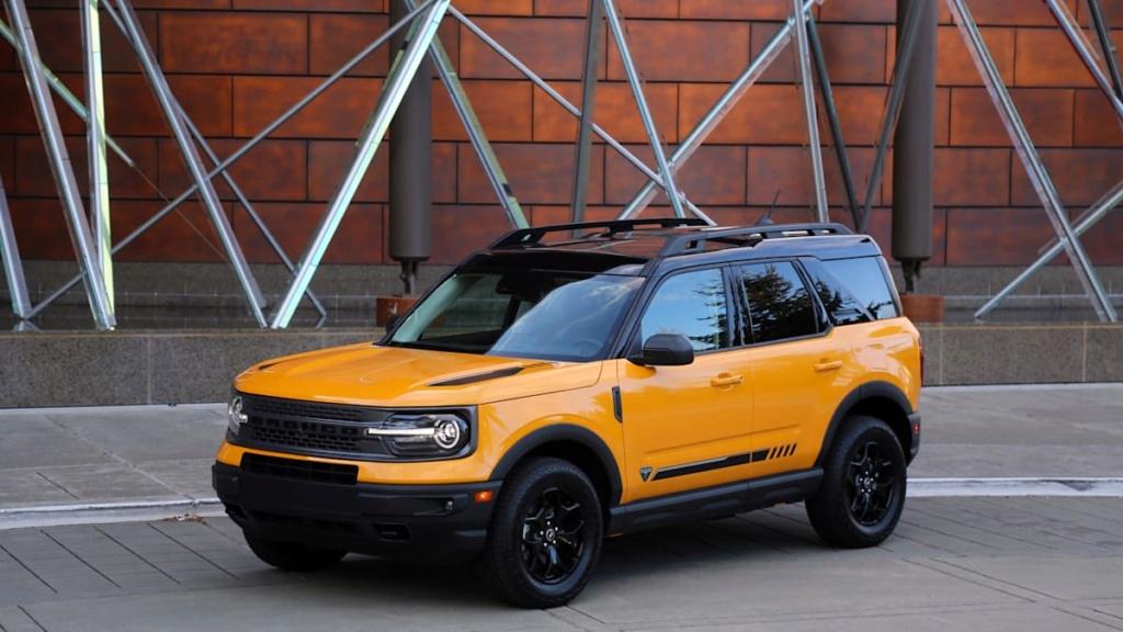 2020 - [Ford] Bronco VI - Page 9 Bronco24