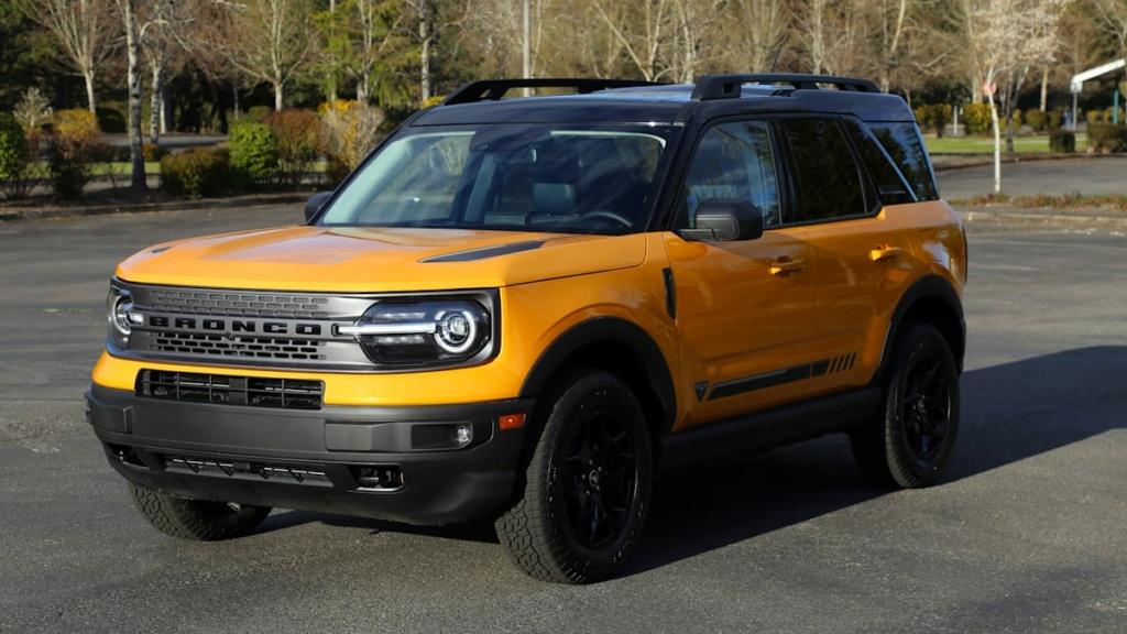 2020 - [Ford] Bronco VI - Page 9 Bronco27