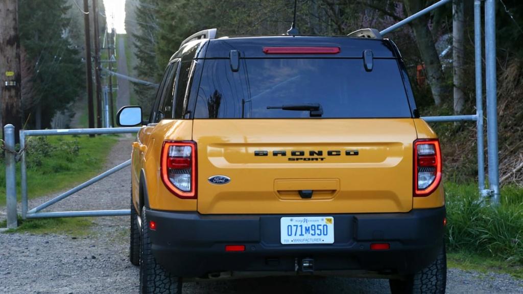 2020 - [Ford] Bronco VI - Page 9 Bronco31