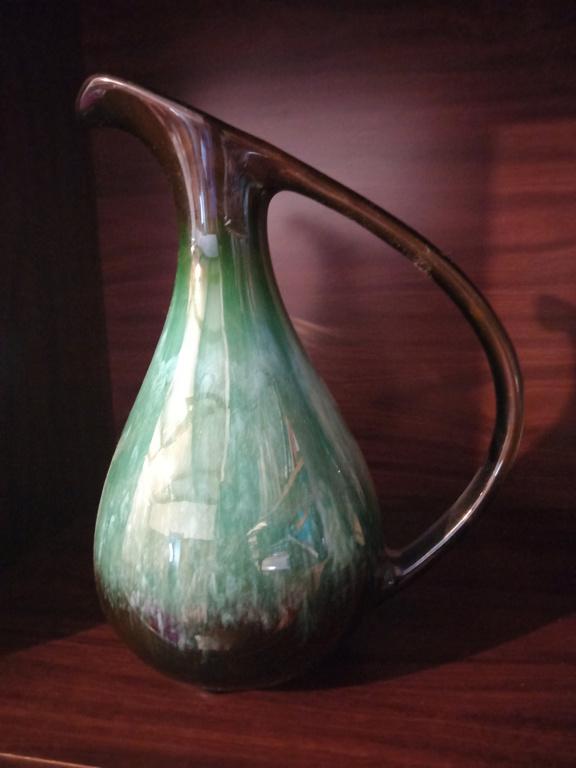 571 Brick Trough Vase 20210911
