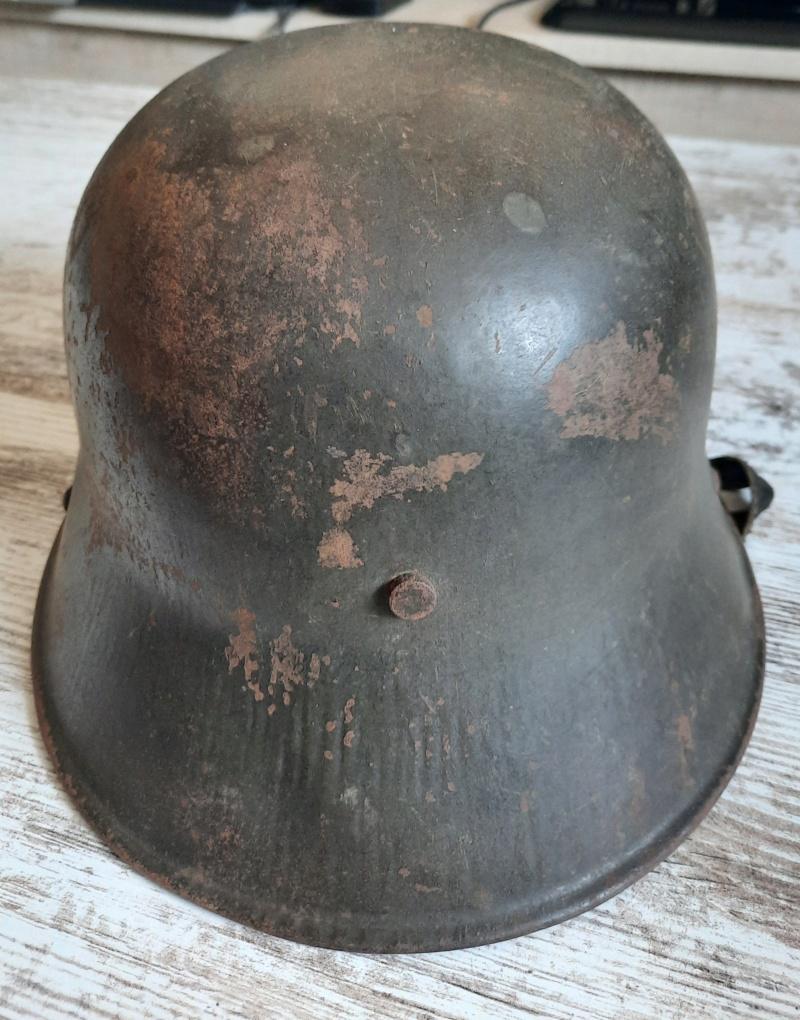 Casque allemand WW1 - Demande avis et estimation  20210925