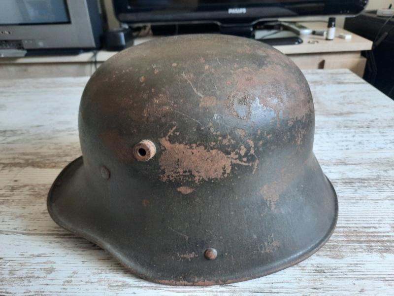 Casque allemand WW1 - Demande avis et estimation  20210927