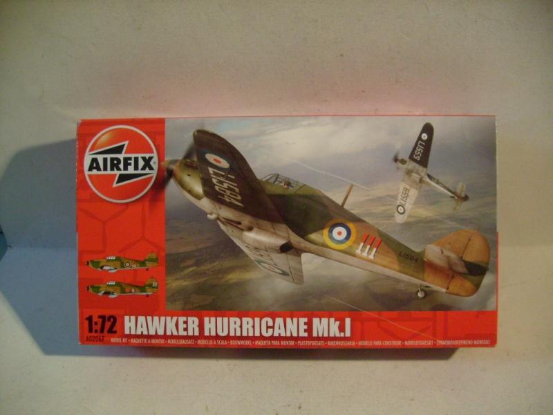 [airfix] hurricane mk 1 au 72 eme S7303466