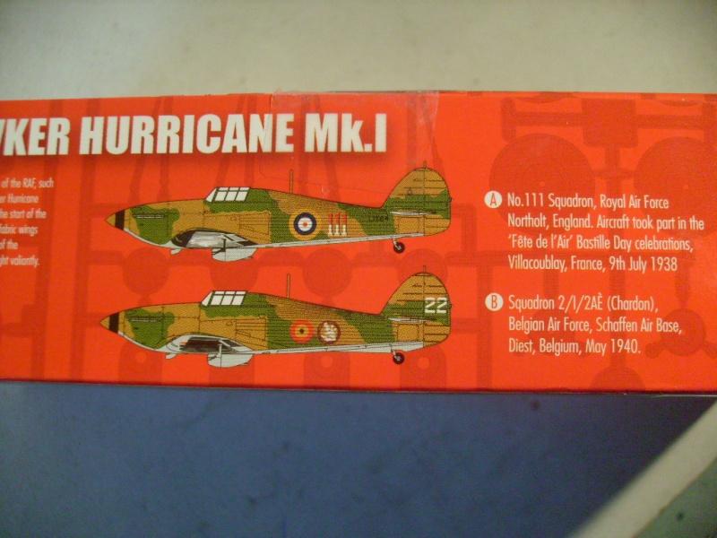 [airfix] hurricane mk 1 au 72 eme S7303467