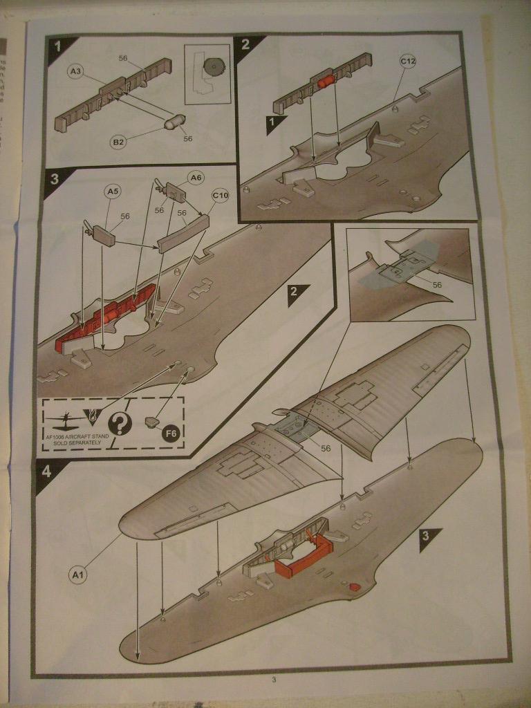 [airfix] hurricane mk 1 au 72 eme S7303471