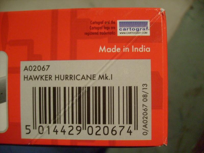 [airfix] hurricane mk 1 au 72 eme S7303487