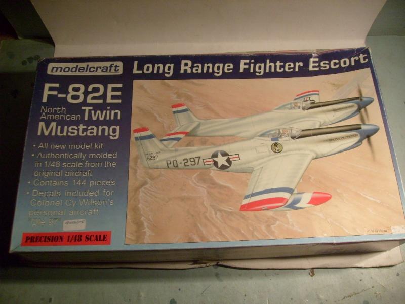 [Modelcraft] F 82 E Twin mustang au 48 eme S7303563