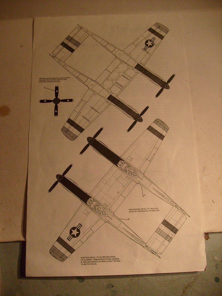 [Modelcraft] F 82 E Twin mustang au 48 eme S7303612