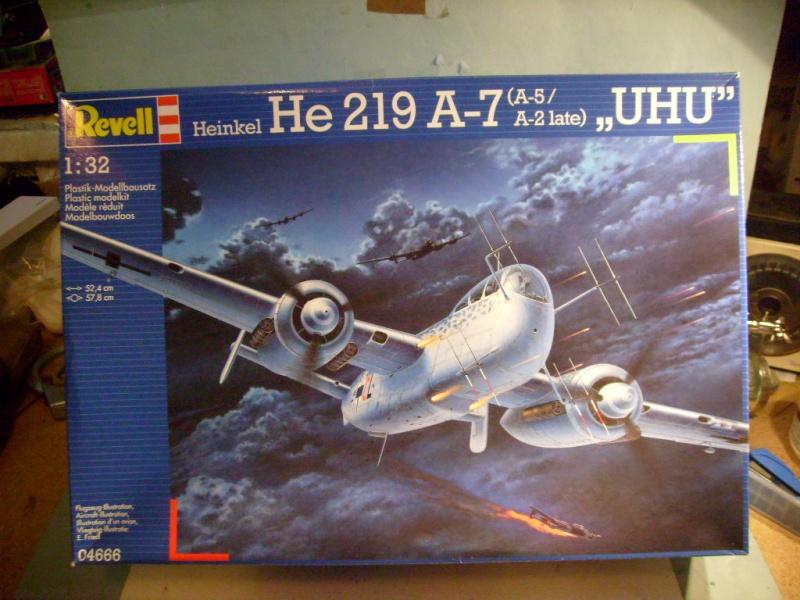 """[Revell] He 219A-7 """"UHU"""" au 32 eme S7303623"""