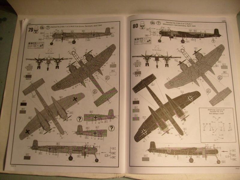 """[Revell] He 219A-7 """"UHU"""" au 32 eme S7303632"""