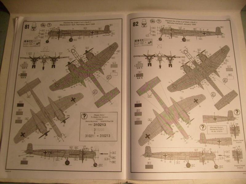 """[Revell] He 219A-7 """"UHU"""" au 32 eme S7303633"""